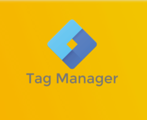 Google Tag Manager Log with Yellow background